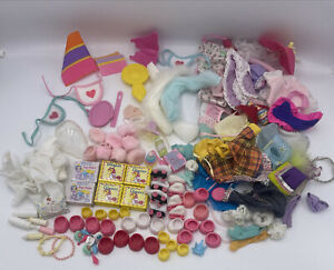 My Little Pony MLP Vintage G1 Clothes Accessories Lot Diapers Bottles Shoes #3