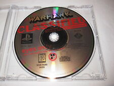 Warhawk (PlayStation PS1) Game in Plain Case Excellent!