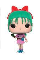 Dragonball Z POP Animation Vinyl Figura Bulma 9 cm DESCATALOGADO