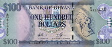 Guyana 100 Dollars (2009) (1)