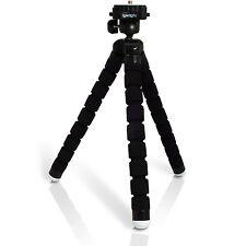 26cm Flexible Travel Mini Stativ Foto Kamera Ständer Dreibeinstativ Nikon Canon