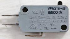 Microwave Oven Door Micro Switch VP531A-0F DECO 3405-001032