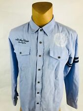 Mecca U.S.A Men's Vintage Button Down Shirt Size L