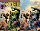 Wolverine 1 Marvel Tyler Kirkham Incredible Hulk 181 Homage Virgin Set Variant