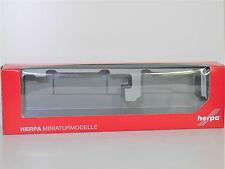 1:87 980 Herpa 1x Originalverpackung für Hängerzüge mit Kran NEU