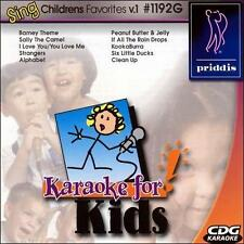 Various Artists : Karaoke: Purple Dinosaur 1 CD