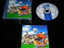 Virtua Striker 2 - ver2000.1 Dreamcast Game - SEGA - European Version