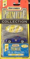 New York State Police Trooper Chevy Camaro Matchbox Free Shipping