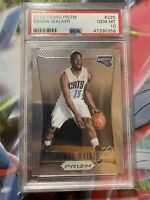 2012-13 Panini Prizm Kemba Walker Rookie Card RC PSA 10 GEM MINT #225 Celtics