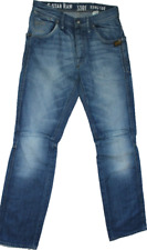 G-STAR Jack Pant Mens Jeans Tumble Destroy Blue Size UK W31 W34 *REF163-I