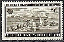 Österreich 1977  - Michelnummer 1553 postfrisch ( intern: 1403 )