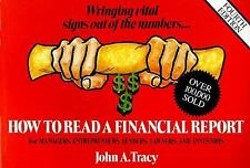 How to Read a Financial Report: Wringing Vital Signs Out of the Number-ExLibrary