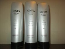 Lot of 3 Kenra Styling Creme 10 cream Creme 6 Oz