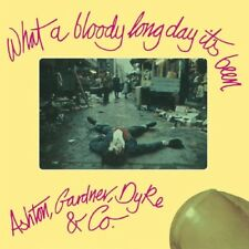 Ashton Gardner & Dyk - What A Bloody Long Day It'S Been [New CD]