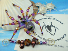 TreasuresbyTiziana® Beaded Christmas Sea Nautical Fly Fish Hook Beach House Gift