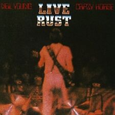 Neil Young - Live Rust - New Double 180g Vinyl LP - Pre Order - 18th August