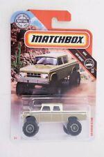 Matchbox 2019 '68 Dodge D-200 Off Road