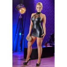 Cottelli Collection Party Dress with Lace catsuit chemise badydoll miniabito sex