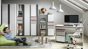 Design Office Equipment 6tlg. Kid's Room Complete Office Filling Cabinet Dresser