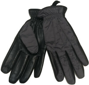14th & Union 3M Thinsulate Touch Screen Gloves Medium Gray/Black NWT MSRP $19.97