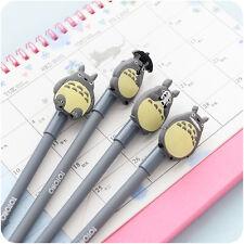 2x Cute My Neighbour Totoro Ballpoint Ink Gel Pen School Office Stationery Gift