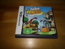 JAKE POWER HANDYMAN NINTENDO DS *BARGAIN*