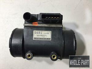 1989-1998 Mazda B2600 Ford Courier Ranger MAF Mass Air Flow Sensor G601 E5T50371