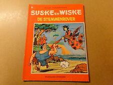 STRIP / SUSKE EN WISKE 84: DE STEMMENROVER | Herdruk 1980