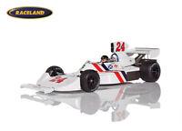 Hesketh 308 Cosworth V8 F1 GP Deutschland 1975 James Hunt, Spark 1:18, RS1808