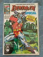 Deathlok 1 Special High Grade Comic Book ML1 - 221