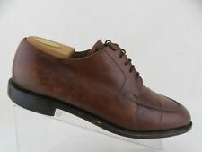 COLE HAAN Brown Sz 11.5 D Men Split-Toe Derby Dress Shoe Oxfords