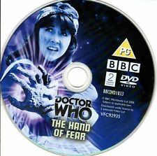 Doctor Who Official DVD: THE HAND OF FEAR (Disc Only)