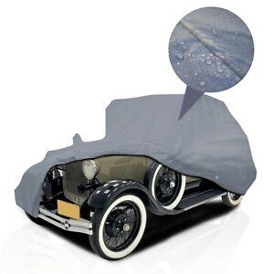 [PSD] Supreme Waterproof Semi Custom Fit Full Car Cover for Bentley 3 Litre 1925