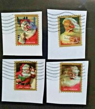 2018 Stamps:0ne Full Set of 4 Stamps:SC#5332 --5335 Coca Cola Sparkling Holidays