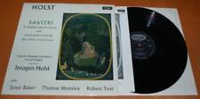 Holst Savitri - Janet Baker Imogen Holst - 1966 Argo Oval Label LP ZNF 6