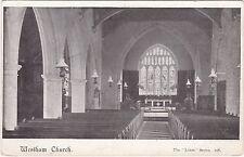 Church Interior, WESTHAM, Sussex