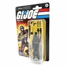 "Hasbro Gi Joe Retro Collection Snake Eyes 3.75"" Figure"