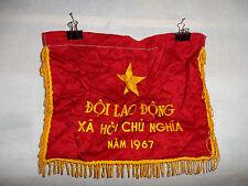 flag544 North Vietnam Army NVA flag Doi Lao Dong Xa Hoi Chu Nghia Nam 1967