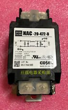 1PC USED COSEL EMI Power Filter NAC-20-472-D