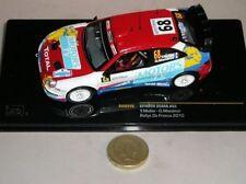 Voitures de rallye miniatures multicolore pour Citroën 1:43