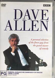 Dave Allen, The Best Of DVD Region 4 PAL 70's Comedy