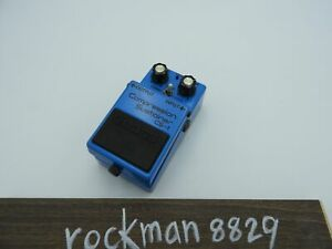 Boss CS-1 Compression Sustainer Vintage Guitar Effect Pedal  #0092  [Rank B]