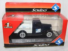 Solido 1:43 Metallmodell -4440- Ford V8 Laitier 1936 - Neu in OVP
