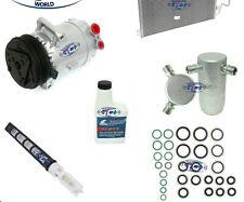 A/C Compressor and Condenser Kit Fits Chevrolet Cavalier Sunfire OEM CVC 67275