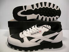 REEBOK CLASSIC CUSTOM RICO RIBEIRO LOW SNEAKERS MEN SHOES WHITE SIZE 10.5 NEW