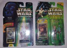 Anakin Skywalker Mechanic 2000 Power of the Jedi POTJ Star Wars SAGA