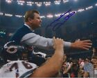 MIKE DITKA Signed Chicago BEARS 8x10 PHOTO w/ Beckett COA