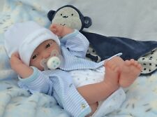 ❤️ Lil Lamb ❤️ BERENGUER LA NEWBORN BABY BOY DOLL + EXTRAS FOR REBORN PLAY NEW