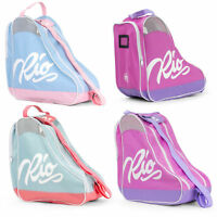 Rio Roller Script Quad Skate Boot Bag