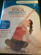 Natural Journeys Yoga Pregnancy: Pre & Post Natal Workouts (2007) FREE SHIPPING